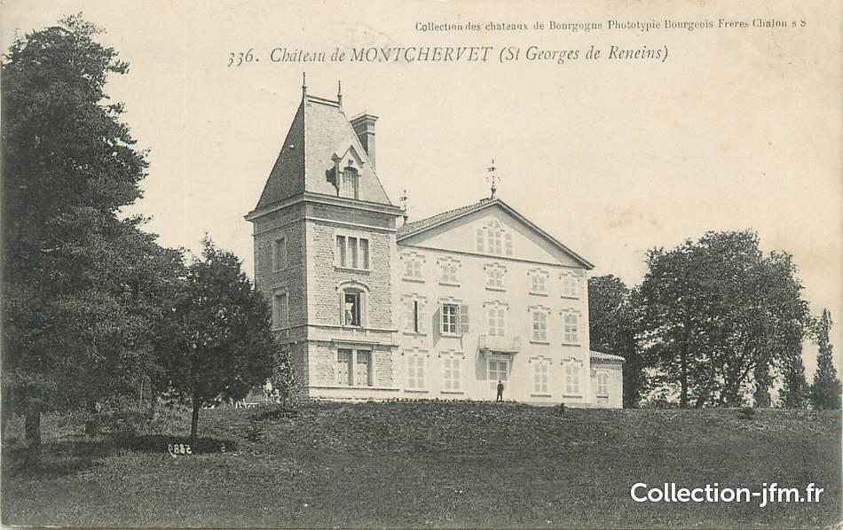 Château de Montchervet